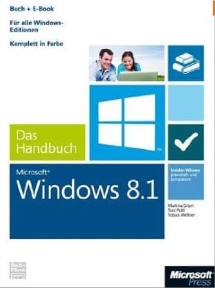 Windows 8.1 - Das Handbuch (27. November 2013) (Microsoft Press, 2013)